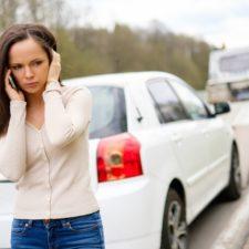 Woman needing BMW transmission repair in Sydney